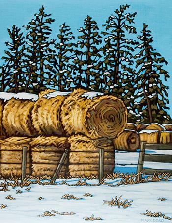 Winter-Bales